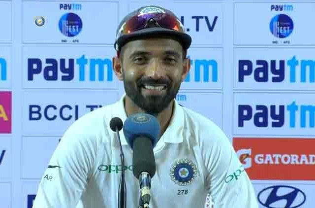 IND-vs-WI-First-Test-Press-Conference-By-Ajinkya-Rahane-Videos-DKODING