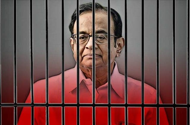 INX-Media-Case-SC-Sends-P-Chidambaram-To-Tihar-Jail-India-Politics-DKODING