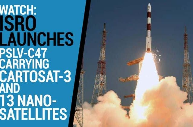 ISRO_Launch-PSLV-C47-Videos-DKODING