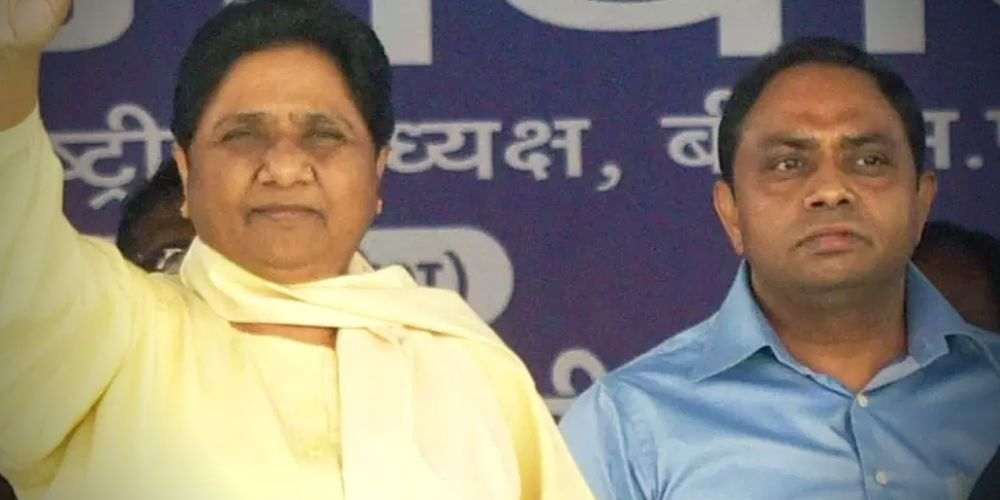 IT-Dept-Attaches-Acre-Noida-Land-BSP-Chiefs-Brother- Anand-Kumar-India-Politics-DKODING