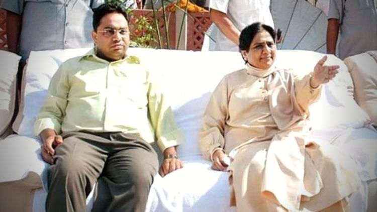 IT-Dept-Attaches-Acre-Noida-Land-Of-BSP-Chiefs-Brother- Anand-Kumar-India-Politics-DKODING