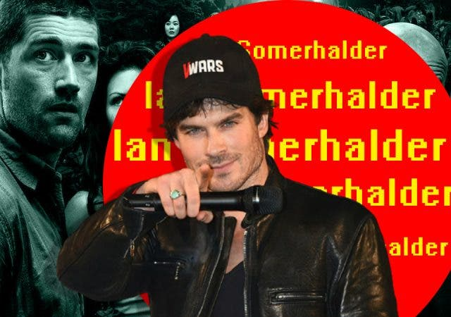 Ian Somerhalder's journey on 'Lost' vs 'The Vampire Diaries'