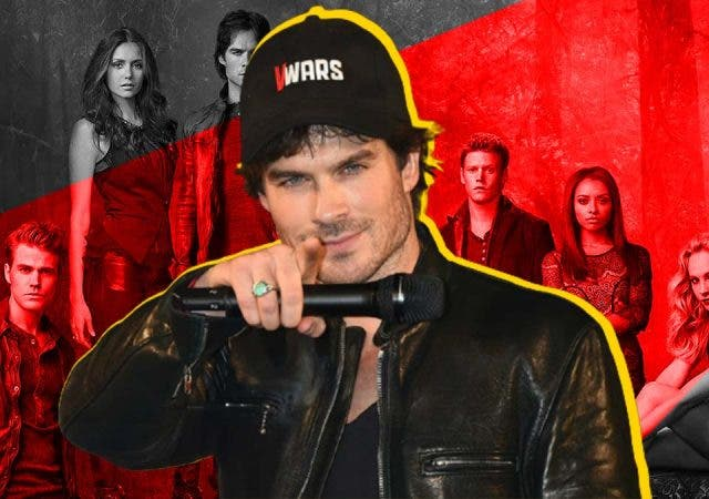 Ian Somerhalder diet plan is so boring that he is jealous of even vampire's food