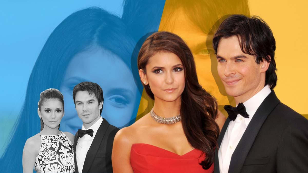 Ian Somerhalder is burning with jealousy due to his ex's Hollywood success