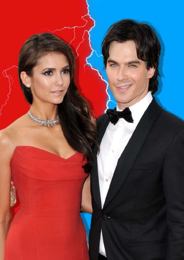 Ian Somerhalder lost it all while Nina Dobrev is unstoppable