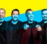 TruTV expands 'Impractical Jokers' franchise by adding 10 more episodes to 'Impractical Jokers: Dinner Party'