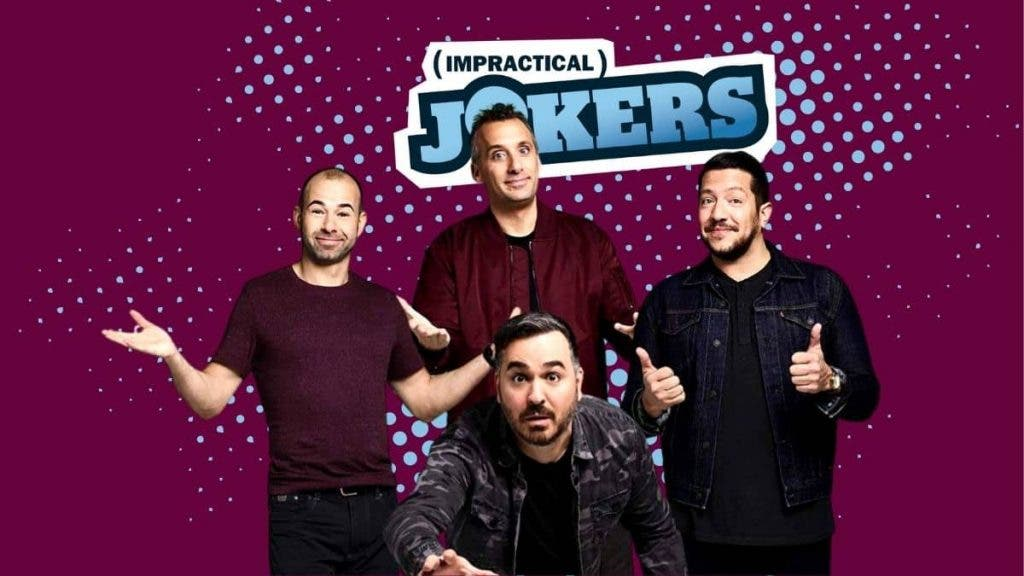 The Four Fools Are Coming Back! Impractical Jokers Renewed For Season 9