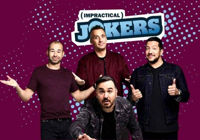 Impractical Jokers season 9