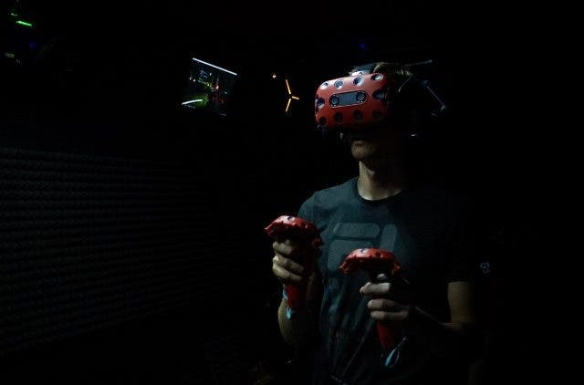 Improve Gaming Skills VR