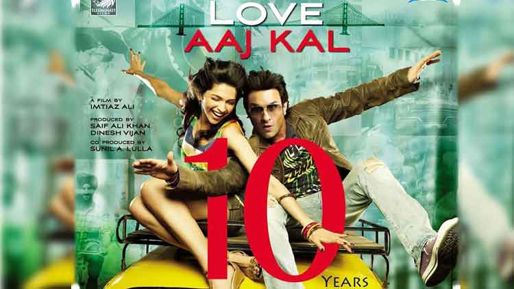 Imtiaz-Ali-Shared-Poster-Love-aaj-kal-Entertainment-Bollywood-DKODING