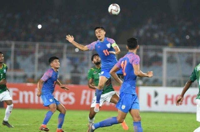 India Bangladesh FIFA 2022 Football Sports DKODING