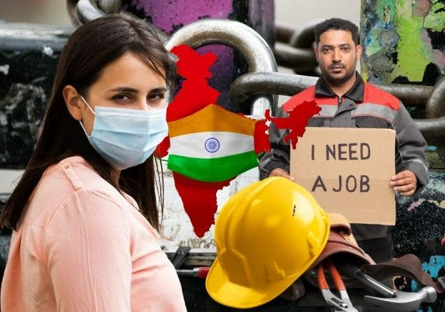 Amid the Pandemic's Fury, India's Job Crisis Worsens