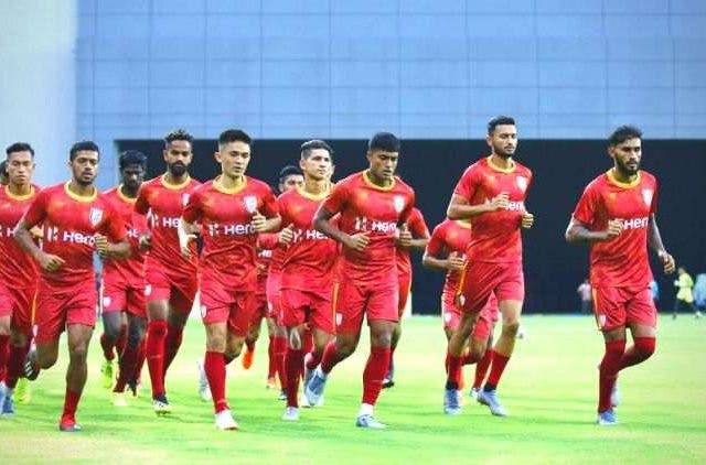 India-Football-Team-Intercontintal-Cup-2019-Football-Sports-DKODING