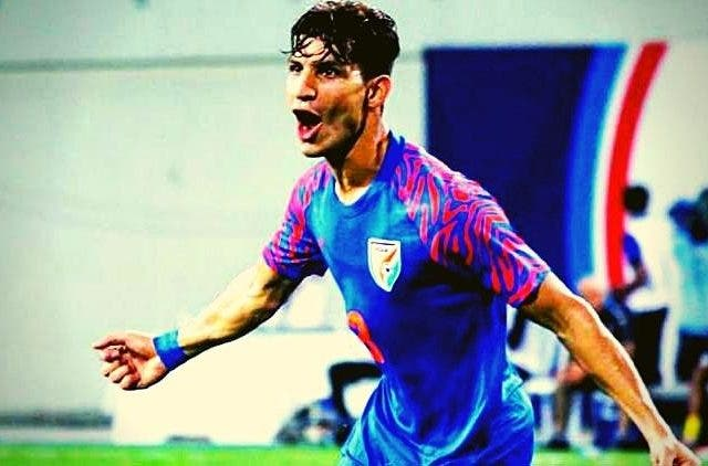 India-Football-Team-Narendre-Ghalot-Youngest-Scorer-Intercontinental-Cup-Football-Sports-DKODING