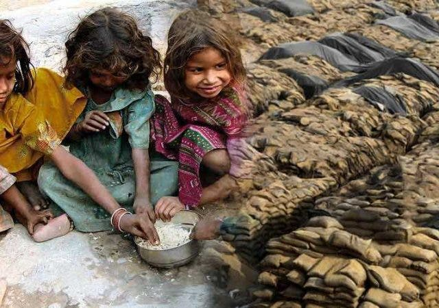 India Hunger Food Surplus Feature Newsline DKODING