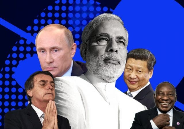 Modi Global Governance with Xi, Putin, Bolsonaro, Ramaphosa