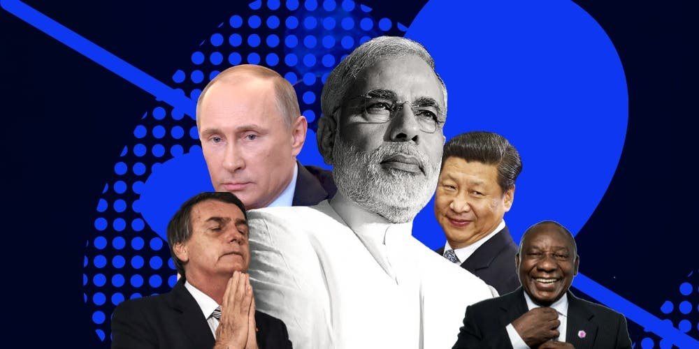 Can Modi's Global Governance Make India The Centrepiece Of The New World Order?