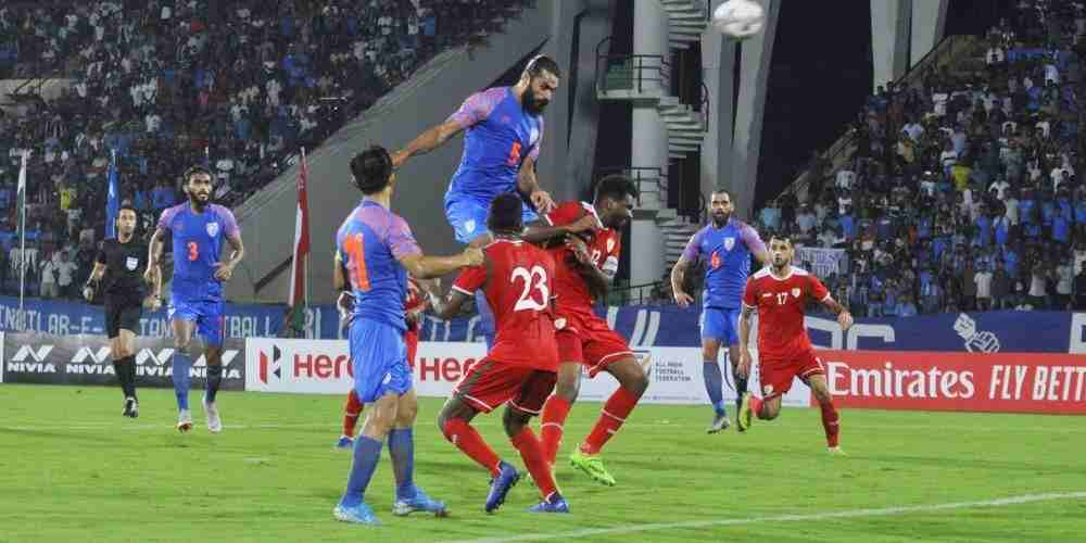 India-Oman-World-Cup-Qualifier-Football-Sports-DKODING