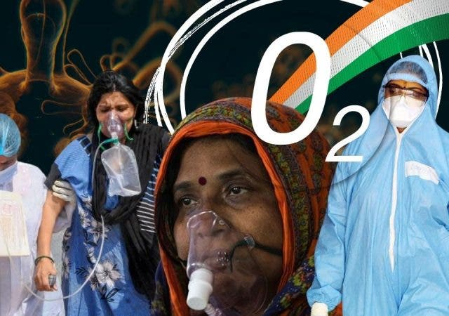 """Grab & Run"" — What's Causing India's Tragic Oxygen Shortage"