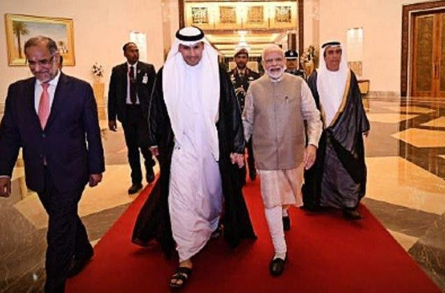 India-PM-Modi-Highest-Civilian-Award-UAE-India-Politics-DKODING