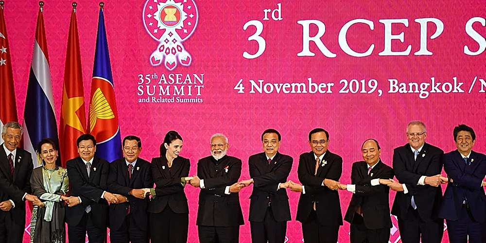 India RCEP Pros and Cons Why Modi Newsline DKODING