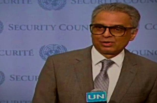 India-Representative-Syed-Akbaruddin-UNSC-Global-Politics-DKODING