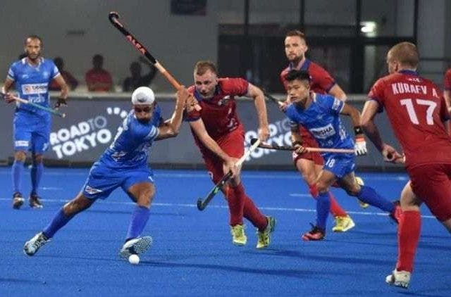 India Russia Hockey Others Sports DKODING