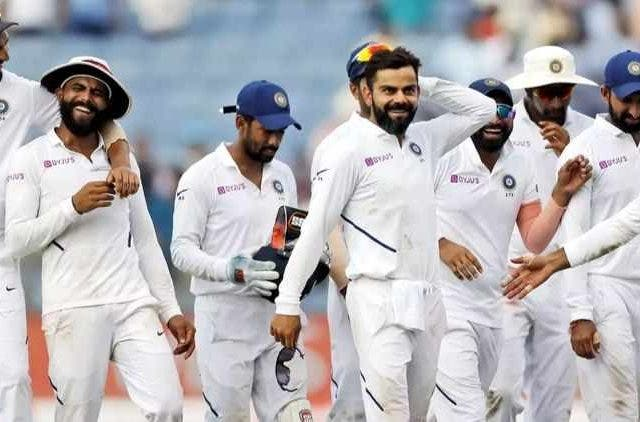 India South Africa Pune Test Cricket Sports DKODING