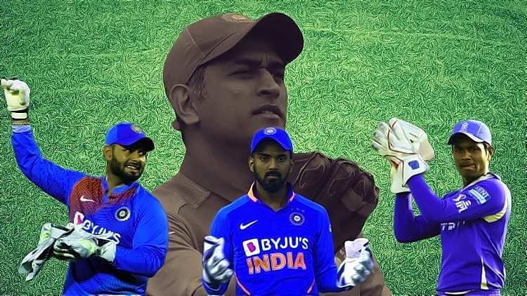 Team India Wicket Keeper