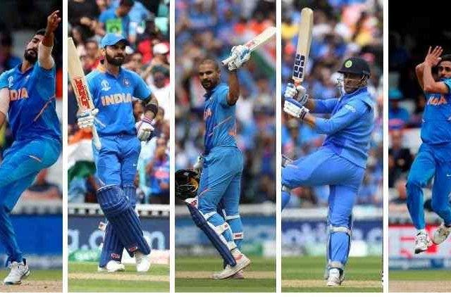 India-Wins-By-36-Runs-Vs-Aus-CWC19-Cricket-Sports-DKODING