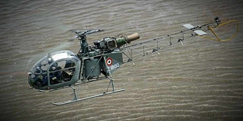 Indian Army Cheetah Chopper Crashes More DKODING