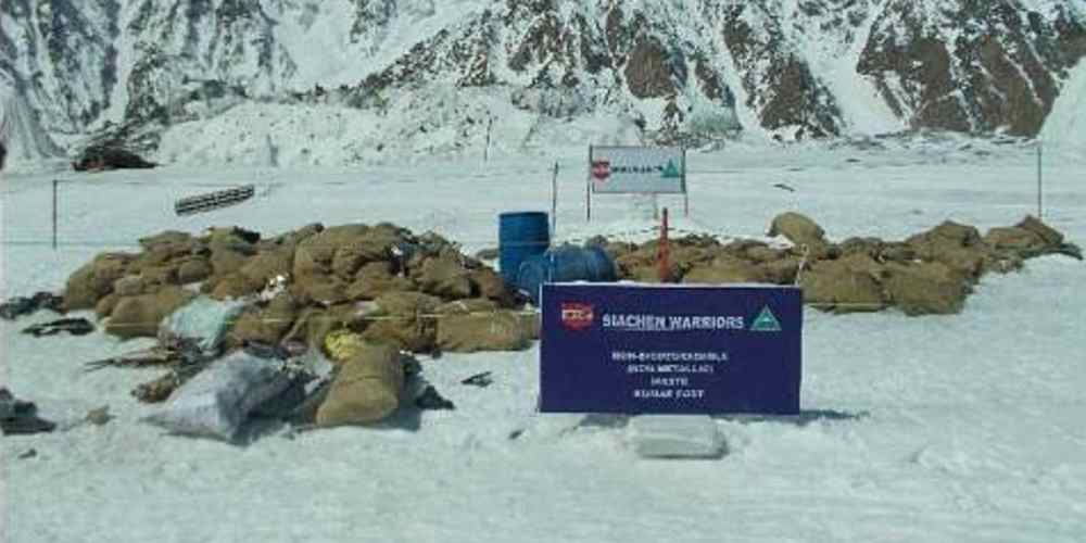 Indian-Army-Garbage-From-Siachen-Glacier-News-More-DKODING