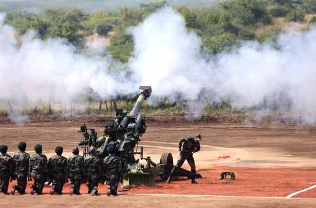 Indian Army destroys 3 mortar shells of Pakistan Army Videos DKODING