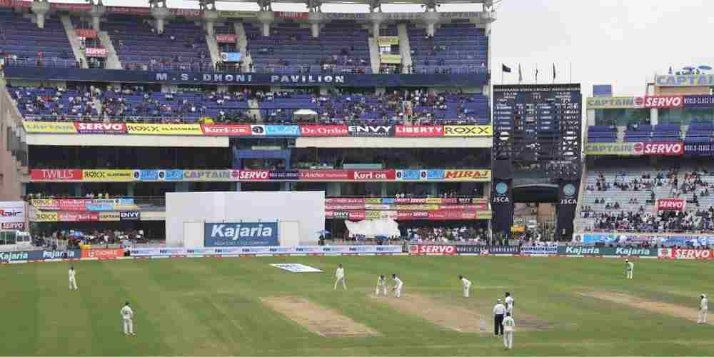 Indian Crowd Test Cricket Sports DKODING