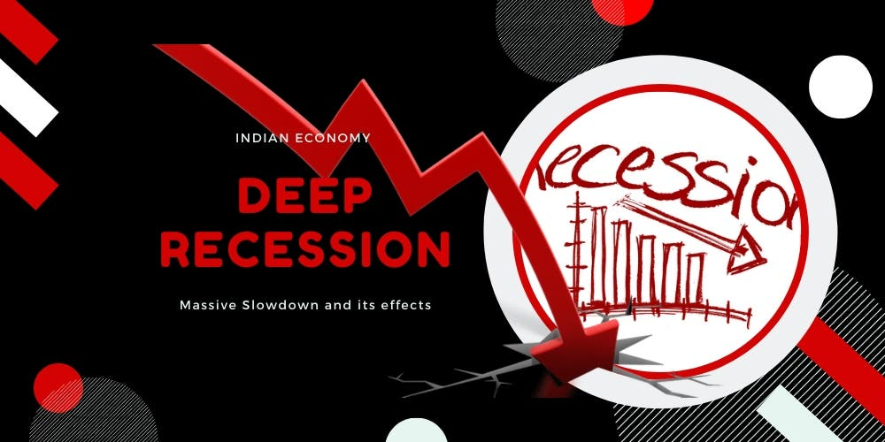 Indian Economic slowdown - 5 Trillion Dollar Indian Economy - Is It All Lost? The Answer Is 'NO'
