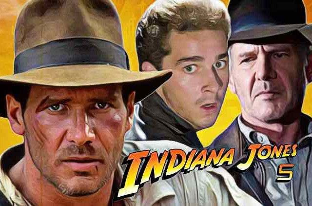 Delay in the release of Indiana Jones 5