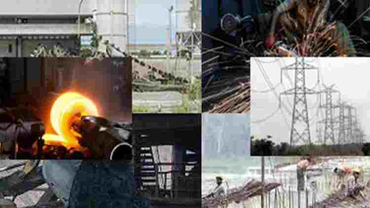 Infrastructure-Output-Up-4.7pc-In-March-Year-On-Year-Companies-Business-DKODING
