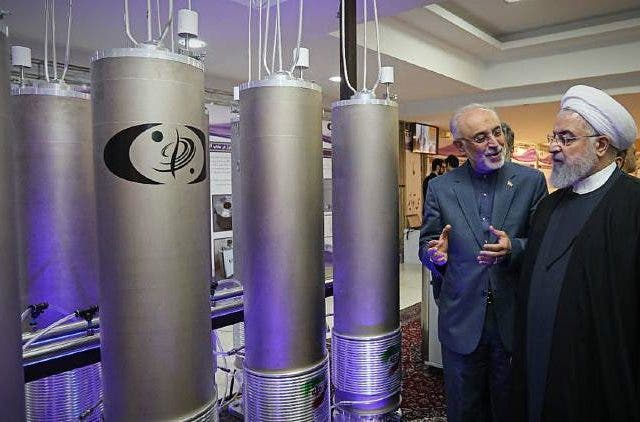 Iran-2nd-Nuclear-Reactor-Construction Global DKODING