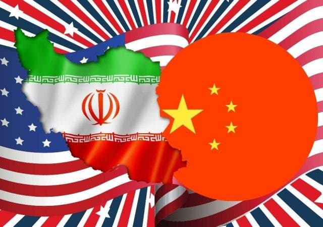 The Iran-China 25 year strategic cooperation agreement