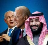 Israel and Saudi Arabia Relationship during Biden's Presidency