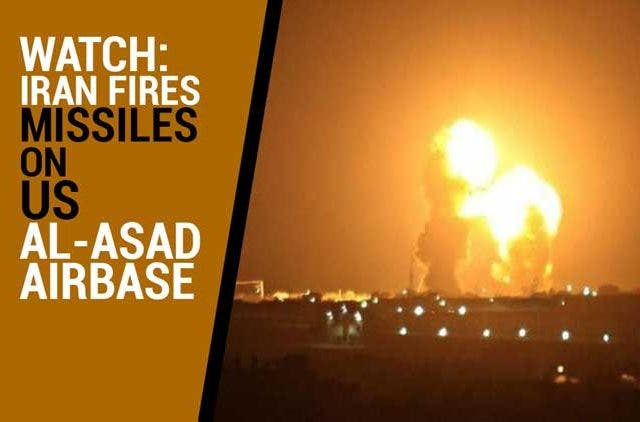Iran-fires-missiles-on-US-Al-Asad-airbase-Videos-DKODING
