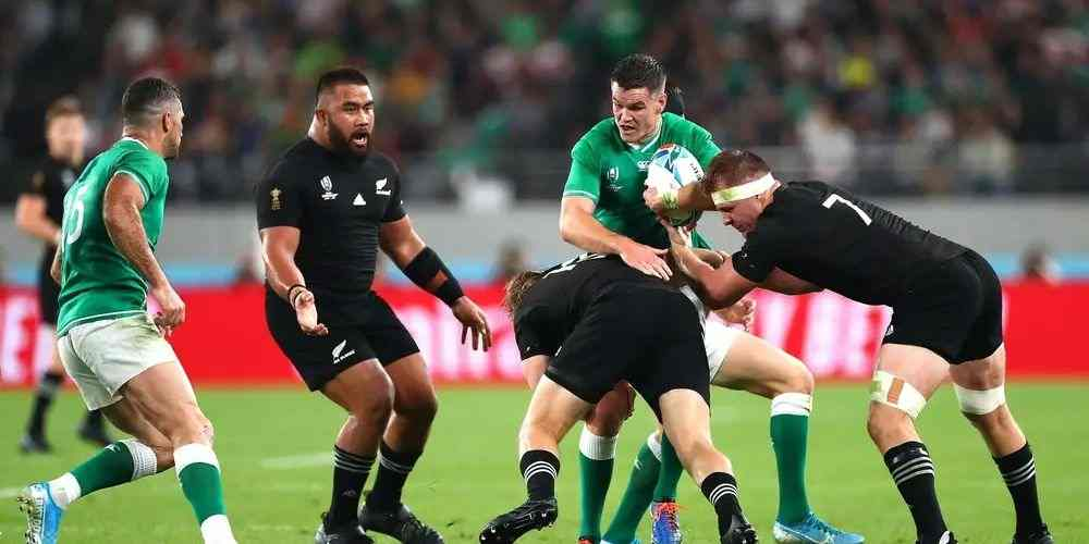 Ireland New Zealand Rugby Others Sports DKODING