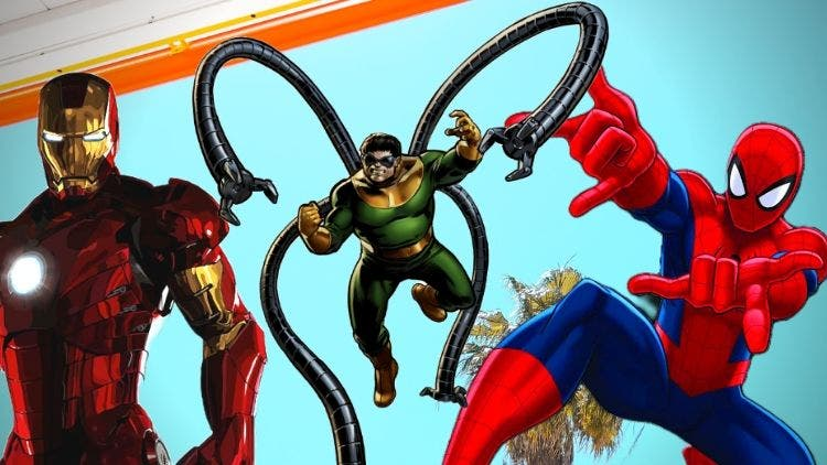 Not Dr. Octopus – Iron Man Was The Creator Of Octopus Tentacles In Sony Spider-Man 2