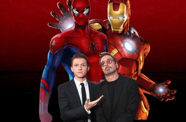 Tony Stark Peter Parker Relationship