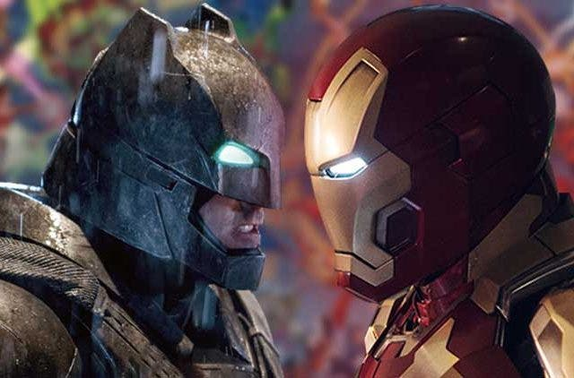 Iron Man Vs Batman DKODING