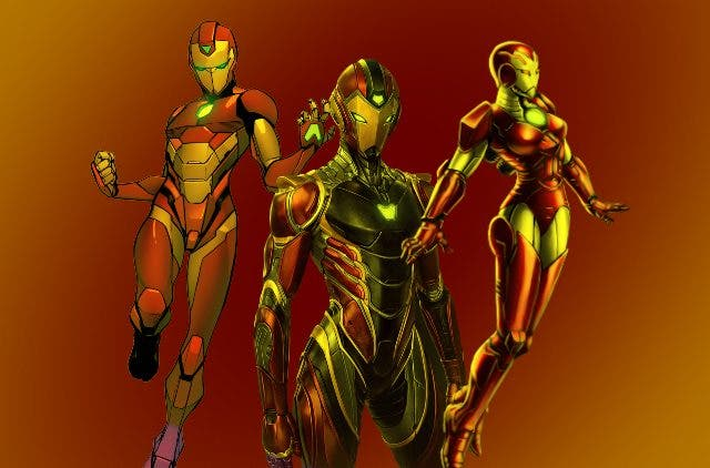 Ironheart Series Disney