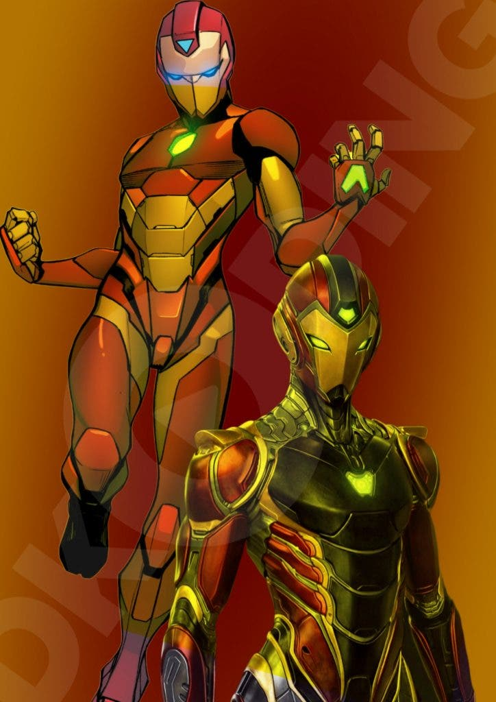 Ironheart Suit