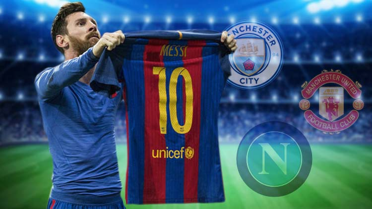 Is Messi Leaving Barcelona