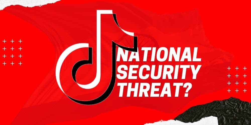 Tik Tok Threat To India's National Security?