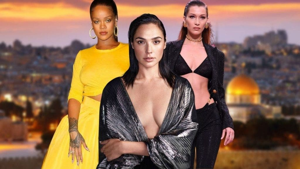 From Gal Gadot To Hadid Sisters, Celebrities Voice Their Opinions On The Israel-Palestine Conflict